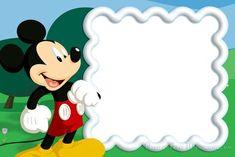 Molduras para foto - mickey - Personagens M-P, curta nossas molduras e aproveite tudo que fazemos para você!