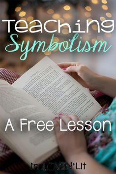Teaching Symbolism –