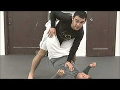 Marcelo Garcia on Breaking the Closed Guard - YouTube