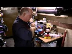 Video of TfL's Lost Property Office from BBC2's The Tube