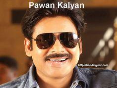 Happy Birthday Pawan Kalyan, Actor, Director, Screenwriter, Action Choreographer, Choreography, Playback Singer, Producer. For more famous birthdays http://holidayyear.com/birthdays/
