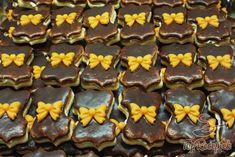 Gyömbéres karácsonyi sütemény mandulás krémmel | TopReceptek.hu Christmas Sweets, Cake Cookies, Rum, Sweet Tooth, Pudding, Food, Biscuits, Puddings, Meals