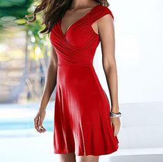 Bnwt 7-8 Yrs Spirited Girls Really Cute Red Skater Dress
