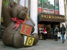 FAO Schwarz - Toy Store - 767 5th Ave, New York, NY 10022