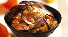 Stuffed eggplant, Eggplants and Soul food on Pinterest