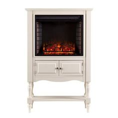 Electric Fireplaces Home And From Home On Pinterest