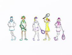 Blank notecards are a great last minute gift for your tennis friends, plus they're oh so cute!! Towpath Tennis Shop - Tennis Note Cards - Tennis Team, $13.00 (http://www.towpathtennisshop.com/tennis-note-cards-tennis-team/)