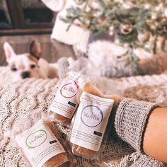 All she wants for Christmas is a healthy gut. Bone Broth, Healthy, Christmas, Instagram, Food, Bone Marrow Broth, Xmas, Weihnachten, Yule