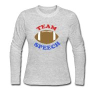 Team Speech (also available on mugs, shirts, bags, coasters, etc.)