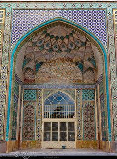 I adore islamic architecture