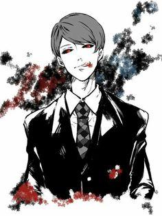 Tsukiyama Shuu. Think I spelt that right