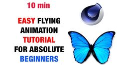 Hello and welcome to this easy tutorial of making a flying butterfly I hope you'll find it helpfull for you . Motion Design, Illustrator, Animation Tutorial, Matrix, Cinema 4d, Butterfly, Instagram, Connect, How To Make