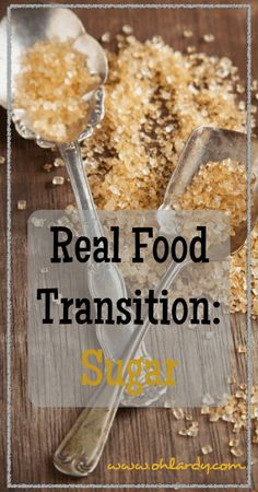 Healthy Sugar Alternatives for a Real Food Kitchen