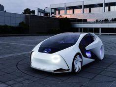 Novità auto del futuro viste al CES di Las Vegas 2017!