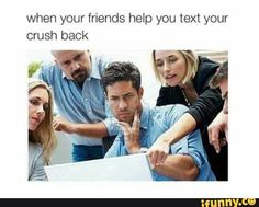 If you find love letters too old-fashioned to express your feelings, then you can perhaps send one of these crush memes to the person you have feelings for. We're sure your crush will appreciate these funny memes. Memes Humor, 100 Memes, Jokes, Meme Meme, Funny Relatable Memes, Funny Posts, Funny Quotes, Hilarious Memes, Funny Captions