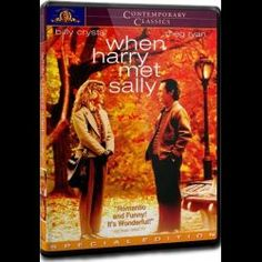 'When Harry Met Sally,' 1989. Billy Crystal & Meg Ryan, Best Line of the Movie, 'I'll have what she's having.' Prompted by Meg's character Sally proving to Billy/Harry that women can fake an orgasm believably while at lunch & the waitress arrives to take another diner's order and Meg's performance is so realistic out comes 'I'll have.....