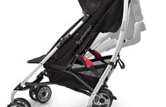 Summer Infant 3D Lite Multi Position Recline  Review: http://bestqualitystrollers.com/summer-infant-3d-lite-convenience-stroller-review/