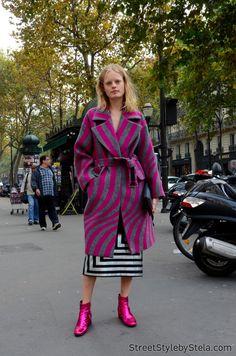 hanne gaby odiele street style - Google keresés