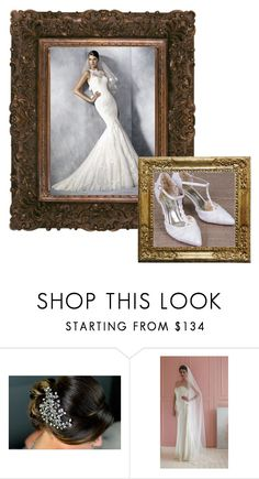 """""""Wedding Day 2"""" by wedding-shoes-and-accessories ❤ liked on Polyvore featuring Rainbow Club"""
