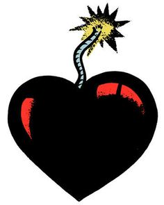 heart bomb - Google Search