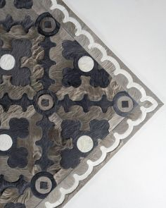 Empire / Hide Rug / 17361 – Kyle Bunting Interior Rugs, Bunting, Empire, Decor, Garlands, Decoration, Buntings, Decorating, Banting