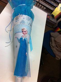 Elsa Frozen Schultüte Eiskönigin