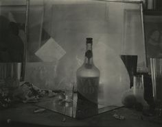 Josef Sudek, Glass Labyrinths, 1968–1974