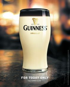 Guinness: April Fools'.
