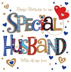 """Happy Birthday Card Husband If you want to send a birthday card that will warm your .][[caption id="""""""" align=""""aligncenter"""" Happy Birthday Husband Cards, Wishes For Husband, Birthday Wish For Husband, Happy Birthday Celebration, Best Birthday Wishes, Birthday Wishes Quotes, Happy Birthday Greeting Card, Happy Birthday Images, Birthday Messages"""