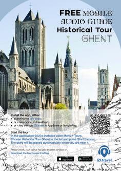 Historical Tour Ghent #es #en #it #fr #nl http://izi.travel/browse/25552dc7-ba44-4c9d-b259-fce71b4df92a?lang=en