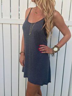 Jordan Tank Dress – Lola Jeannine