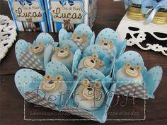Chá de Bebê Petit POA - Eventos & Lembrancinhas Personalizadas: chá de fraldas