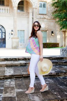 Maternity Style favorites for summer