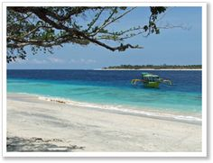 Still Dreaming about The Gili Islands