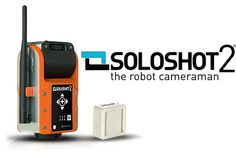 SOLOSHOT2 automatically pans, tilts, and zooms to keep your camera pointed at you, from a distance, with NO camera operator. Simply set up your SOLOSHOT tripod, attach your camera and film all your outdoor exploits. Users can also link multiple SOLOSHOT2s together to to get multiple angles and track multiple transmitters simoultaneously.