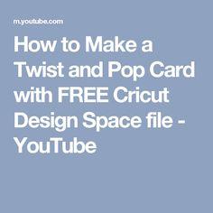 27 Best Twist N Pop Cards Images On Pinterest Cards Fancy Fold