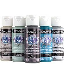 Explore the different DecoArt products available for glass and ceramic painting.