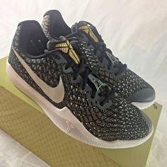 7d7876b3 Nike Kobe Bryant Mamba Instinct Men's Size 8 Basketball Shoes Black Gold  NEW #fashion #