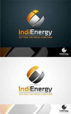 logo design for indienergy