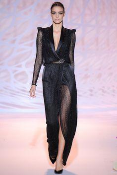 Zuhair Murad Fall 2014 Couture Fashion Show - Sofia Resing (MAJOR)