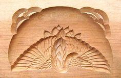 Japanese Kashigata Sweets Mold Crane Tsuru | eBay