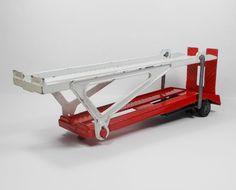 Corgi Juniors - Car Transporter Trailer - Die-cast Model Toy (1)
