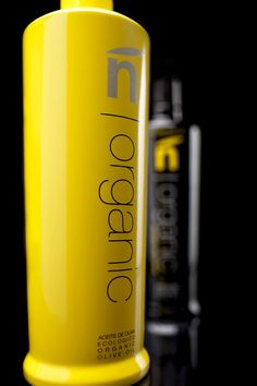 ñ | organic - Organic Olive Oil on Packaging of the World - Creative Package Design Gallery