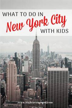 There are so many things to do in New York City with Kids. From family friendly dining to out of this world toy store, you'll love New York City with kids. Toddler Travel, Travel With Kids, Travel Usa, Family Travel, Travel Advice, Travel Guides, Travel Tips, Vacation Trips, Vacation Spots