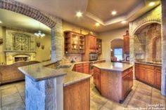 My perfect Italian kitchen! Italian Kitchens, Love Dream, Latest News Headlines, Yahoo News, Real Estate, Dreams, Building, Home Decor, Decoration Home