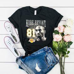 Kobe Bryant 81 Point Game tshirt