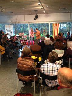 Mostra Literària Mn. Pere Ribot Vilassar de Mar 2015. #SantJordi2015