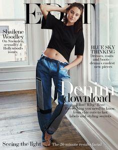 Шейлин Вудли в The Edit Magazine (Интернет-журнал ETODAY)