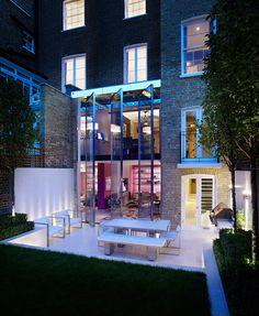 INTERIOR DESIGN ∙ LONDON HOUSES ∙ KNIGHTSBRIDGE - Todhunter EarleTodhunter Earle