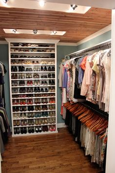 shoes to store